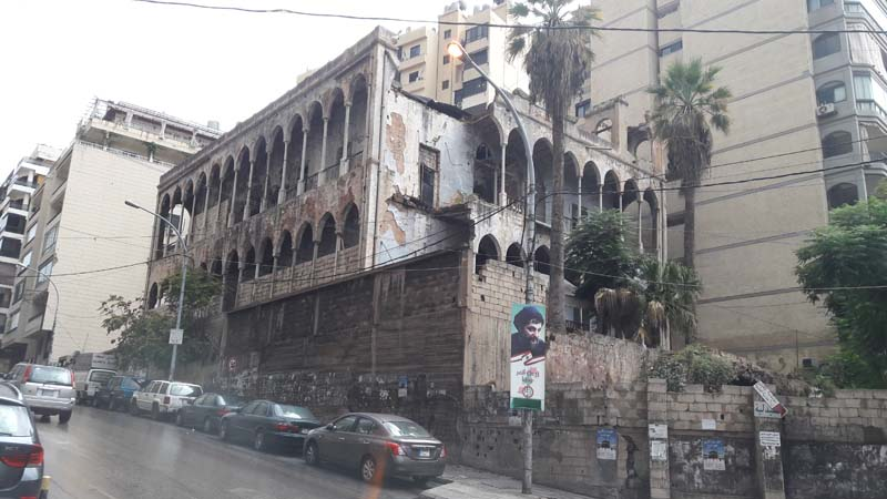 Beirut online datiert