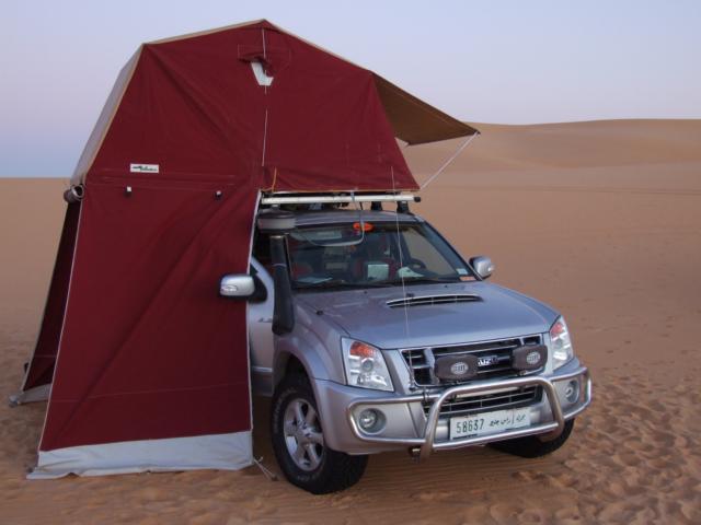 Dachzelt Gebraucht : Wüstenschiff thema anzeigen dachzelt